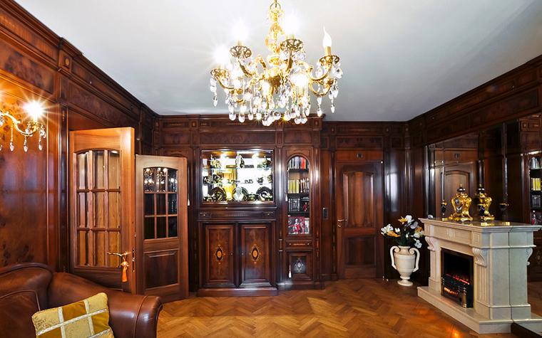 интерьер кабинета - фото № 20605