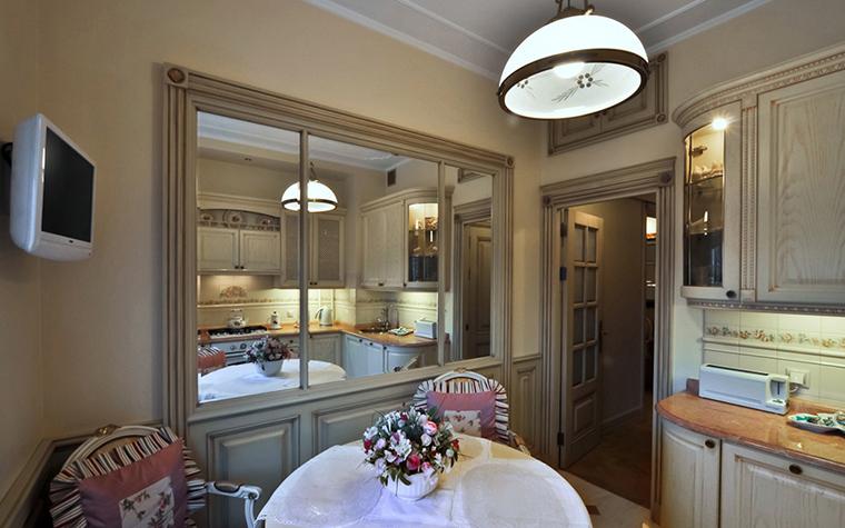 интерьер кухни - фото № 20535