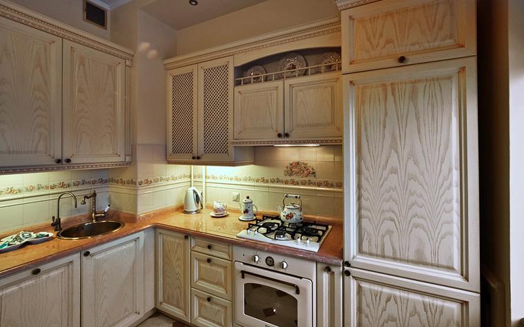Квартира. кухня из проекта , фото №20536