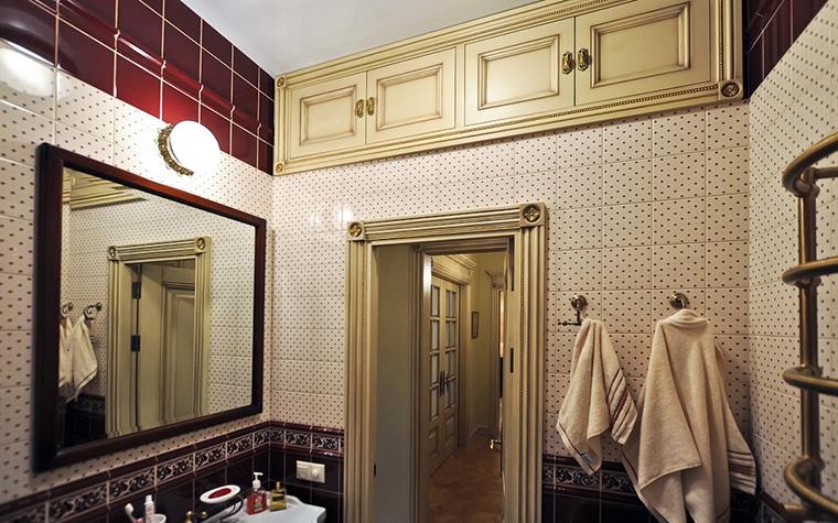 Квартира. ванная из проекта , фото №20538