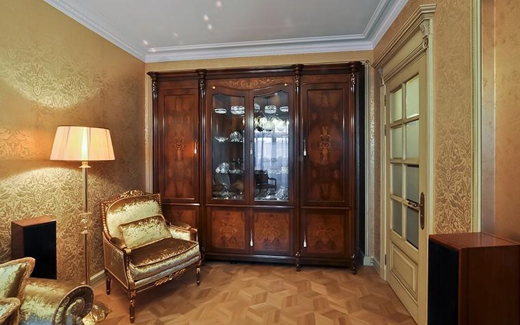 Квартира. гостиная из проекта , фото №20527