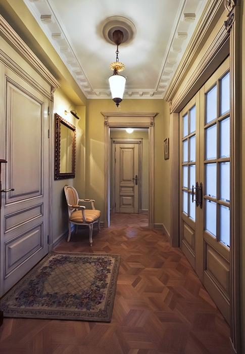 интерьер холла - фото № 20543