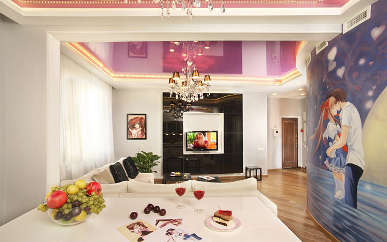 Фото № 20516 гостиная  Квартира
