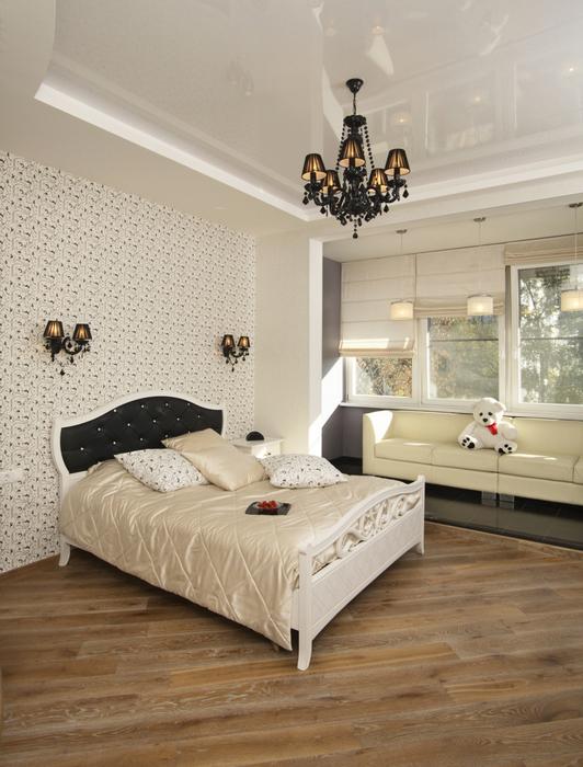 Фото № 20517 спальня  Квартира
