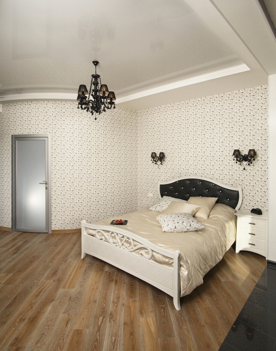 Фото № 20518 спальня  Квартира