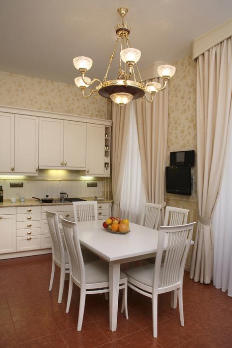 Фото № 20573 кухня  Квартира