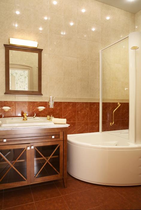 Фото № 20575 ванная  Квартира