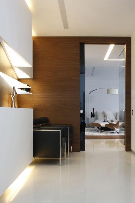 Квартира. холл из проекта , фото №20598