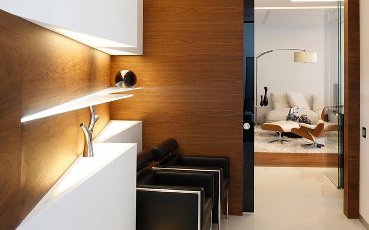 Квартира. холл из проекта , фото №20599