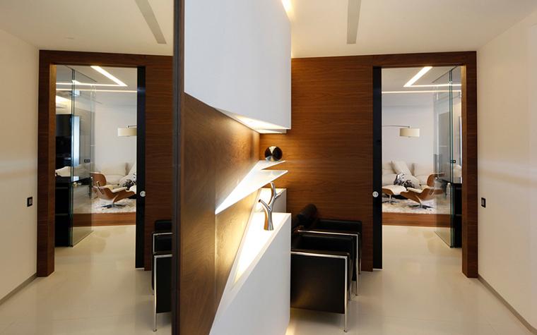Квартира. холл из проекта , фото №20600