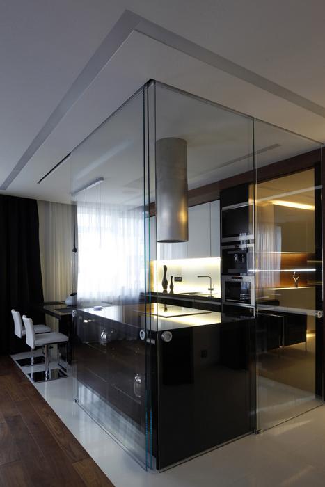 Квартира. кухня из проекта , фото №20581