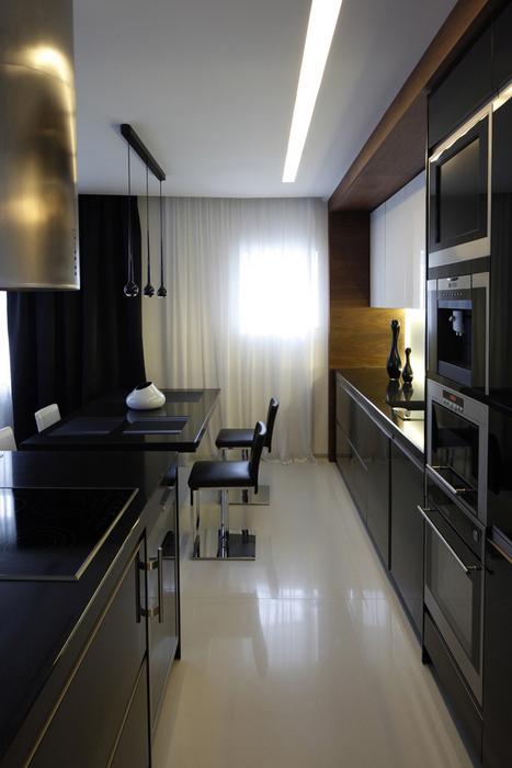 Квартира. кухня из проекта , фото №20582