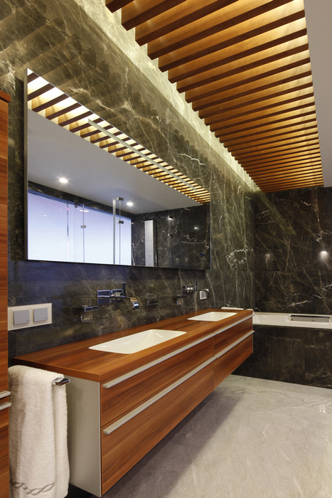 интерьер ванной - фото № 20593