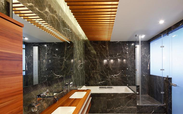 интерьер ванной - фото № 20594