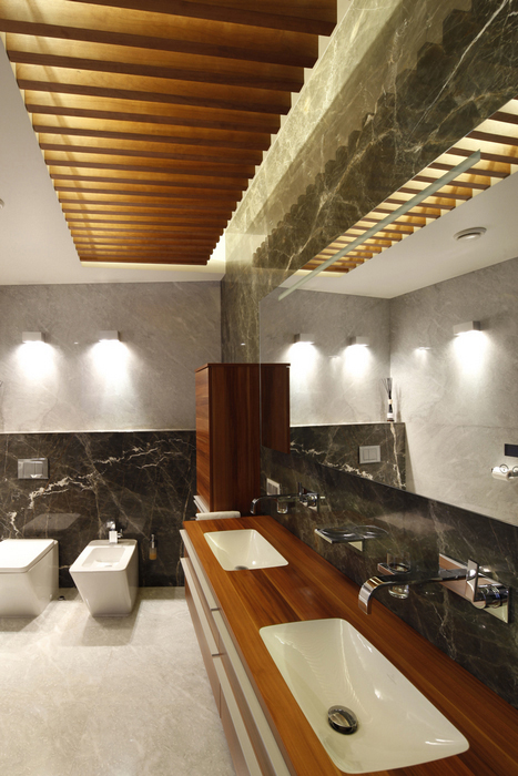 интерьер ванной - фото № 20595