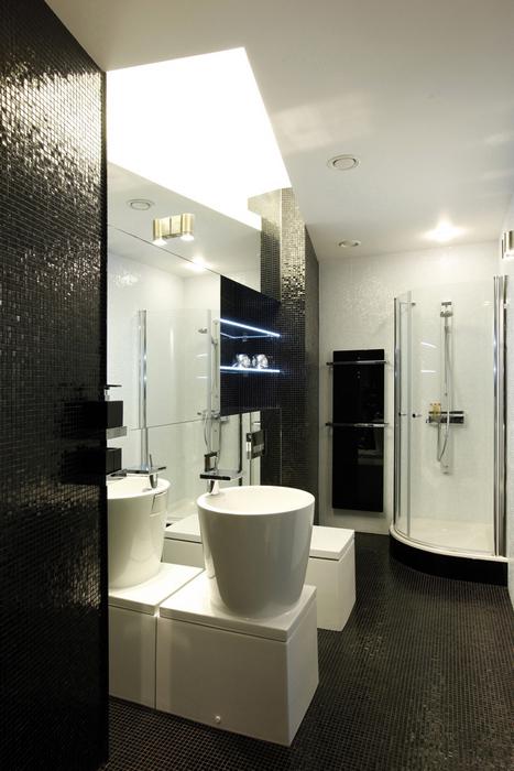 Квартира. ванная из проекта , фото №20597