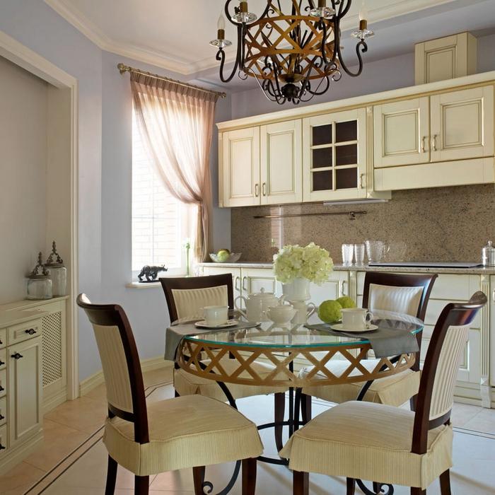 Фото № 20642 кухня  Квартира