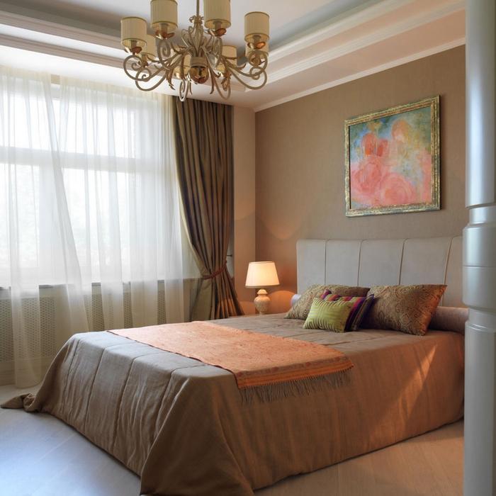 Фото № 20645 спальня  Квартира