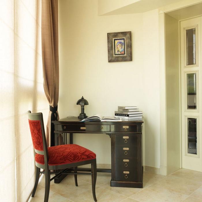 интерьер кабинета - фото № 20646