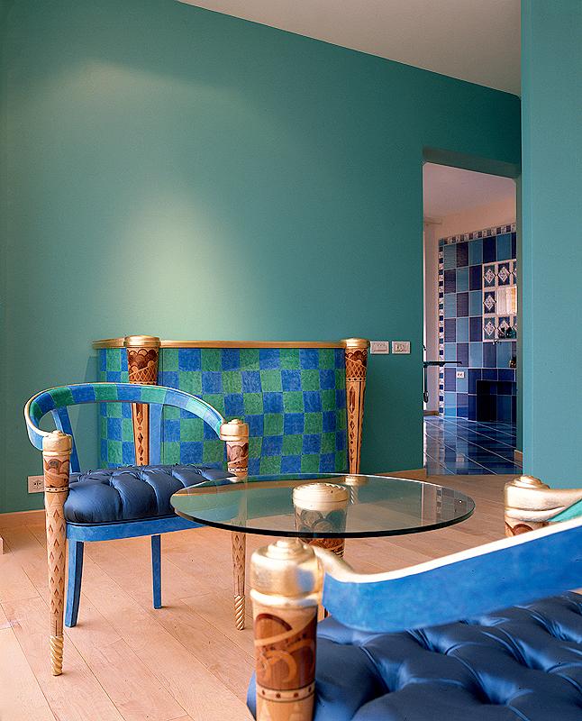 Фото № 10602 гостиная  Квартира