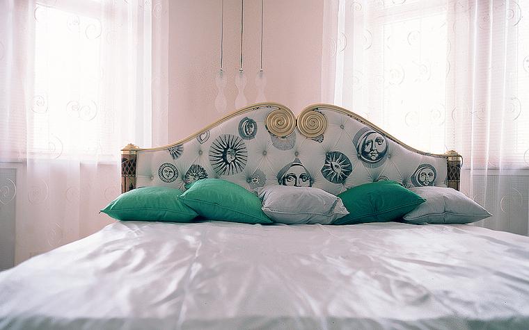 интерьер спальни - фото № 10601