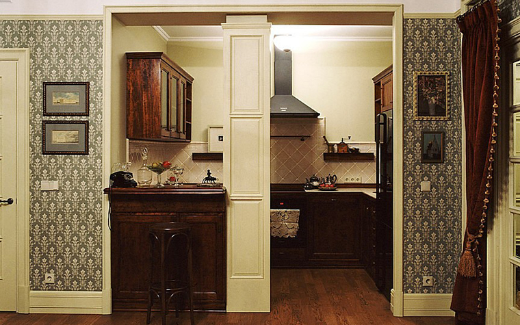 кухня - фото № 10617