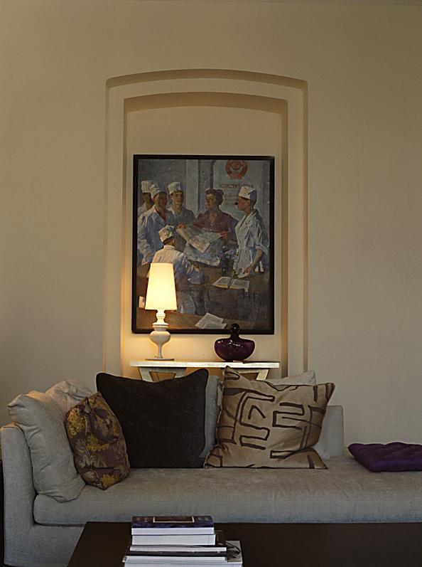 гостиная - фото № 11292
