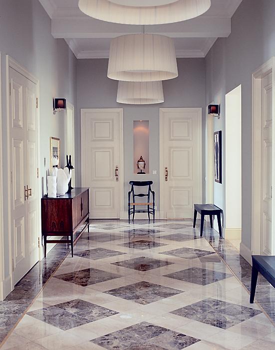 Квартира. холл из проекта , фото №14932