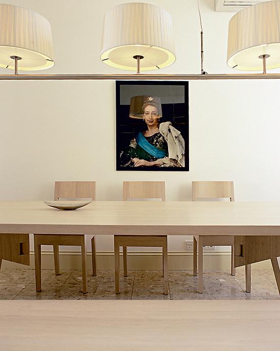 Квартира. столовая из проекта , фото №14948