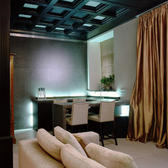 Фото № 15980 кухня  Квартира