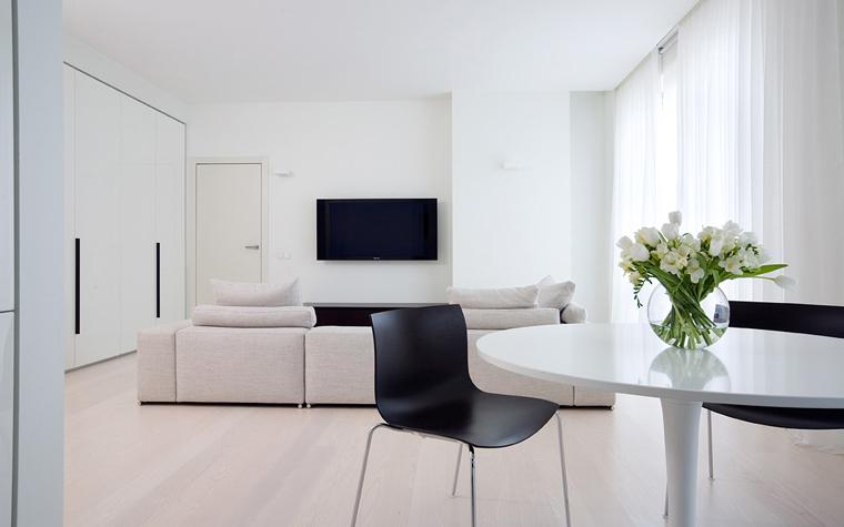 Фото № 20396 гостиная  Квартира