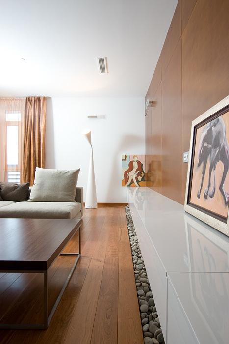 Квартира. гостиная из проекта , фото №20078