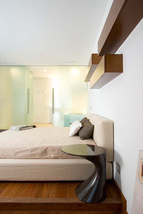 Квартира. спальня из проекта , фото №20084