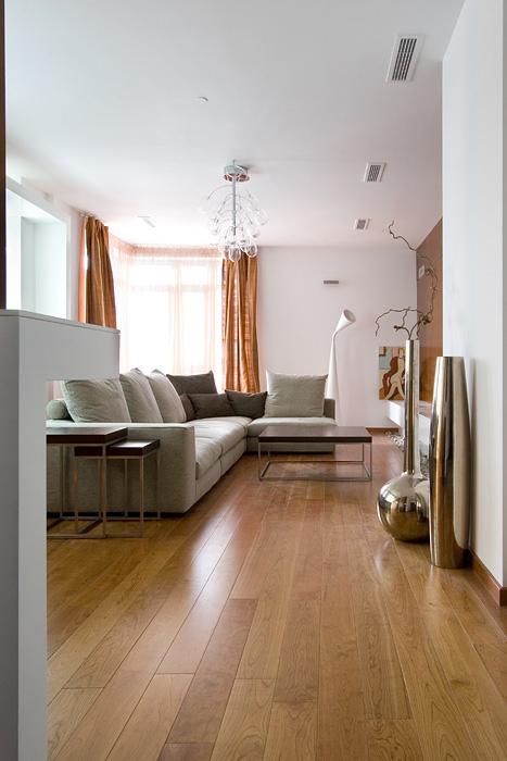 Квартира. гостиная из проекта , фото №20066