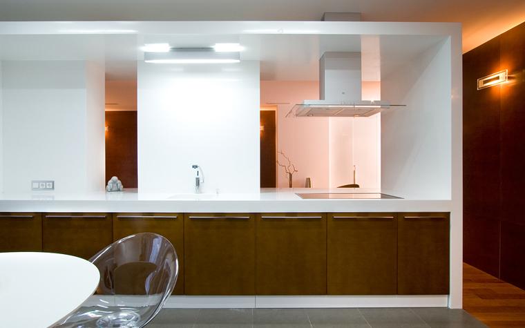 Квартира. кухня из проекта , фото №20091
