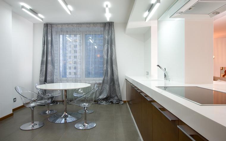 Квартира. кухня из проекта , фото №20092