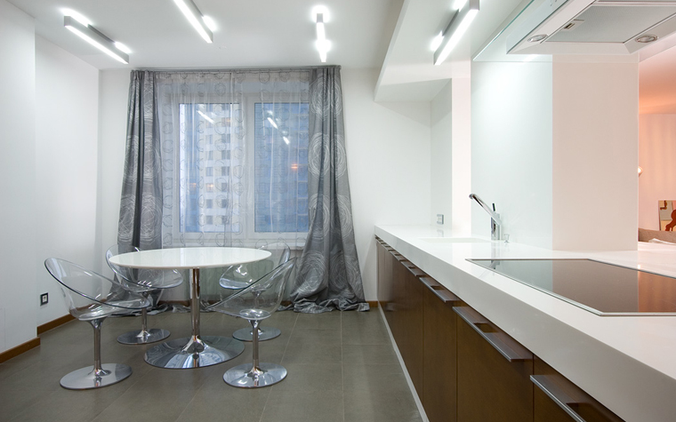интерьер кухни - фото № 20092