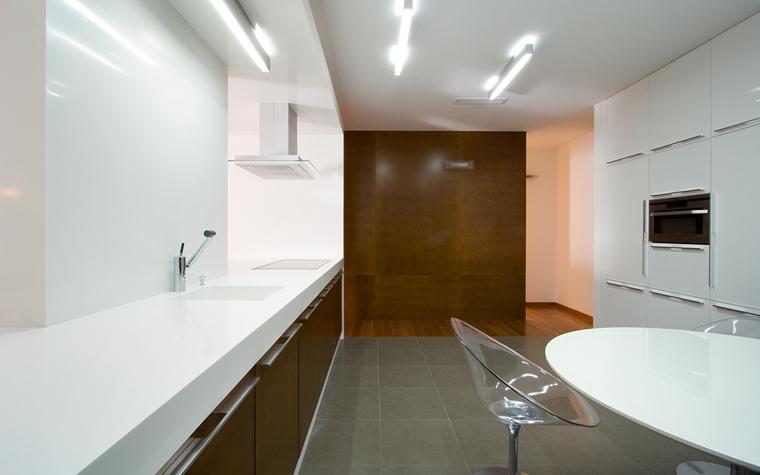 Квартира. кухня из проекта , фото №20093