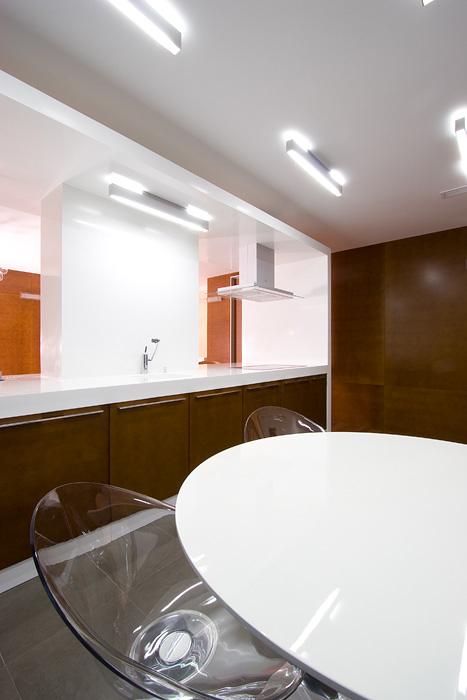 Квартира. кухня из проекта , фото №20099