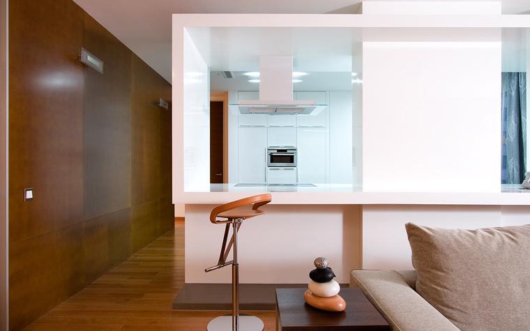 Квартира. кухня из проекта , фото №20106