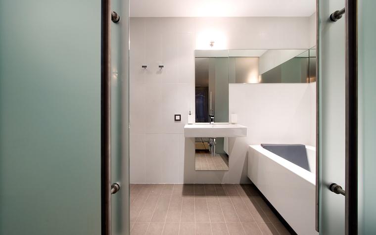 Квартира. ванная из проекта , фото №20110