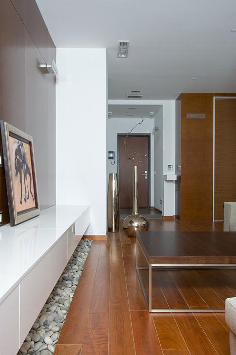 Квартира. гостиная из проекта , фото №20073