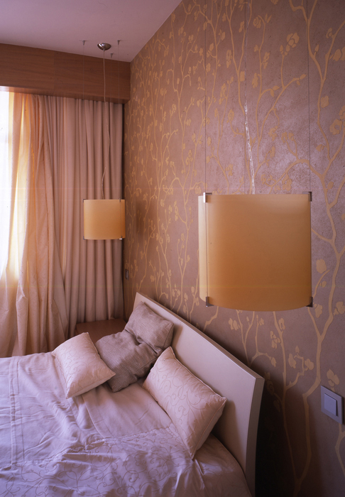 интерьер спальни - фото № 24808