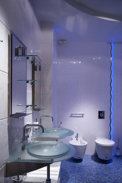 интерьер ванной - фото № 24810