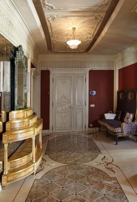Квартира. холл из проекта , фото №21548