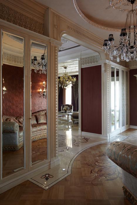 Квартира. холл из проекта , фото №21550