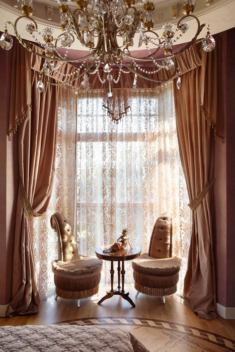 интерьер спальни - фото № 21540