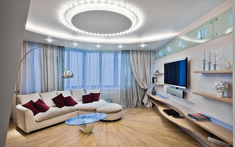 Фото № 20763 гостиная  Квартира