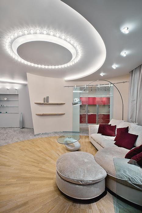 Фото № 20764 гостиная  Квартира