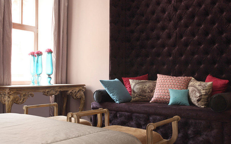Квартира. спальня из проекта , фото №20778